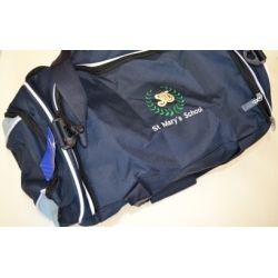 Holdall with School Crest