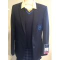 "Blazer with School Crest 24""/Sz 2"