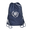 Games Bag with School Crest