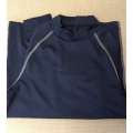 Navy Base Layer 28/30chest/S/M Youth