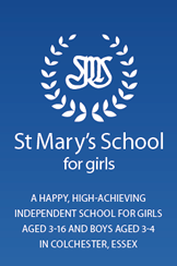 St Mary's School Shop